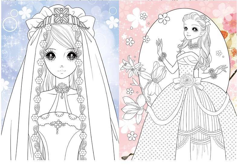 索菲亚小公主简笔画图片