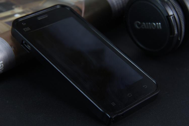7mm螺丝款金属边框手机套保护套