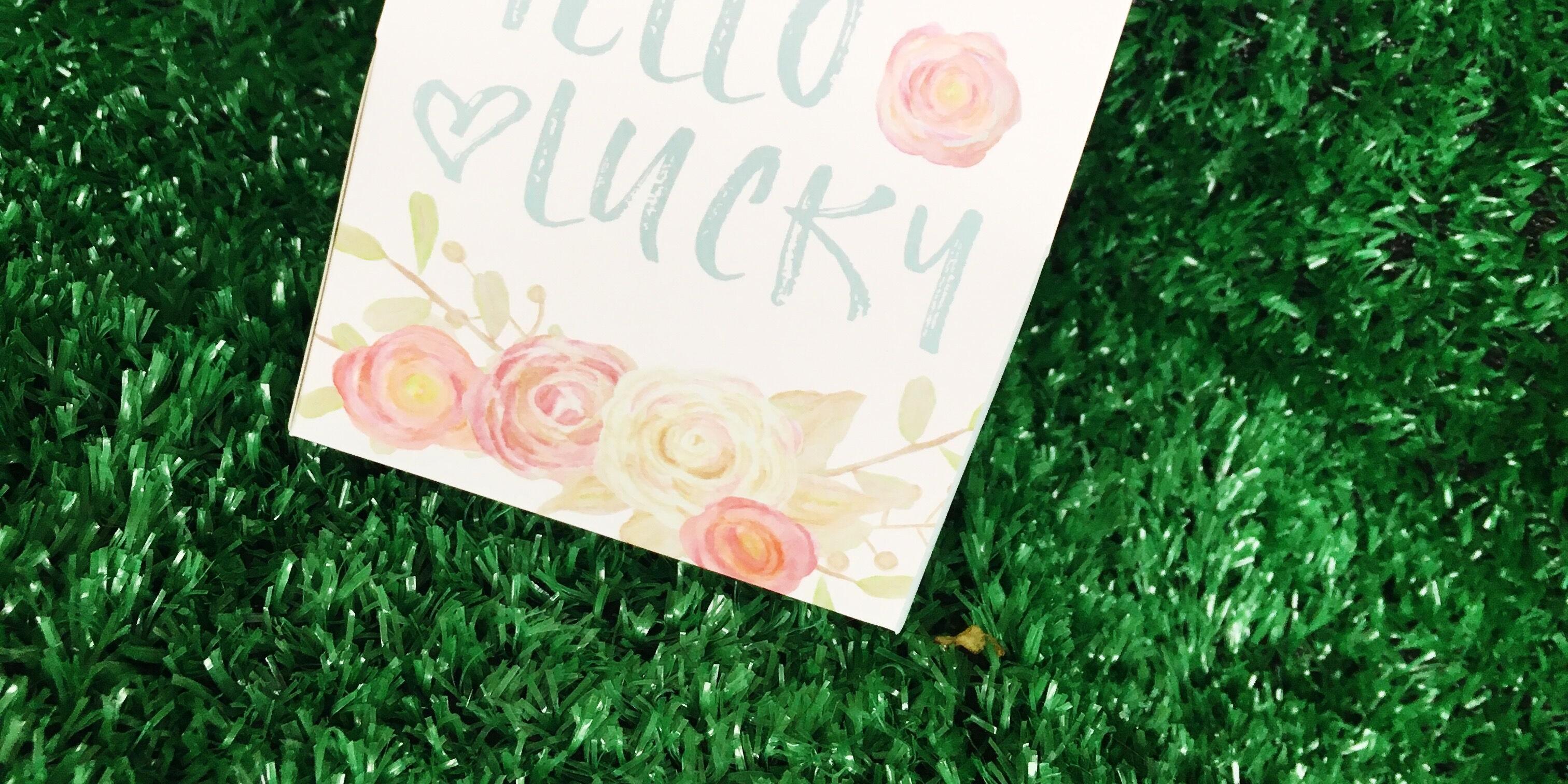 小幸运森系韩式日式小清新创意唯美结婚喜糖盒纸盒回礼喜糖盒子 小图片