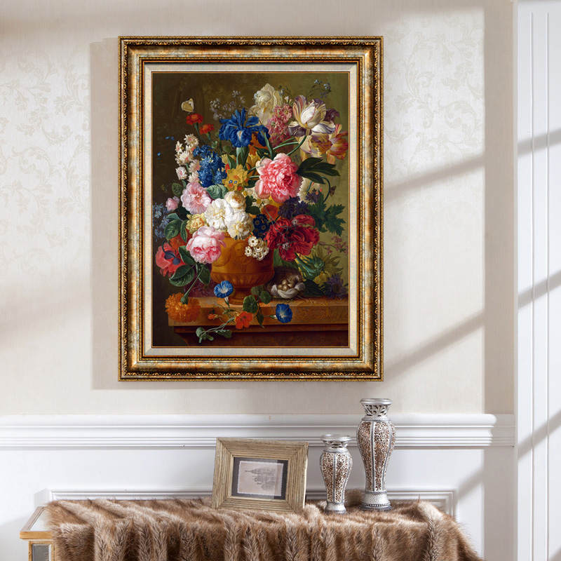现代客厅墙面装饰品 美式餐厅装饰画 玄关卧室挂画 走廊墙体壁画 如图图片