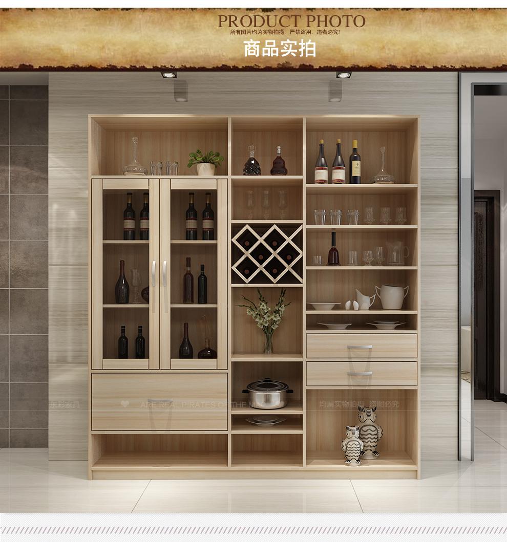 鞋柜储物柜一体设计图展示
