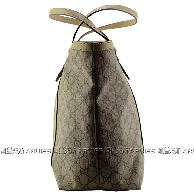 Túi xách nữ GUCCI PVC G 309613 AV12G 3405 - ảnh 6