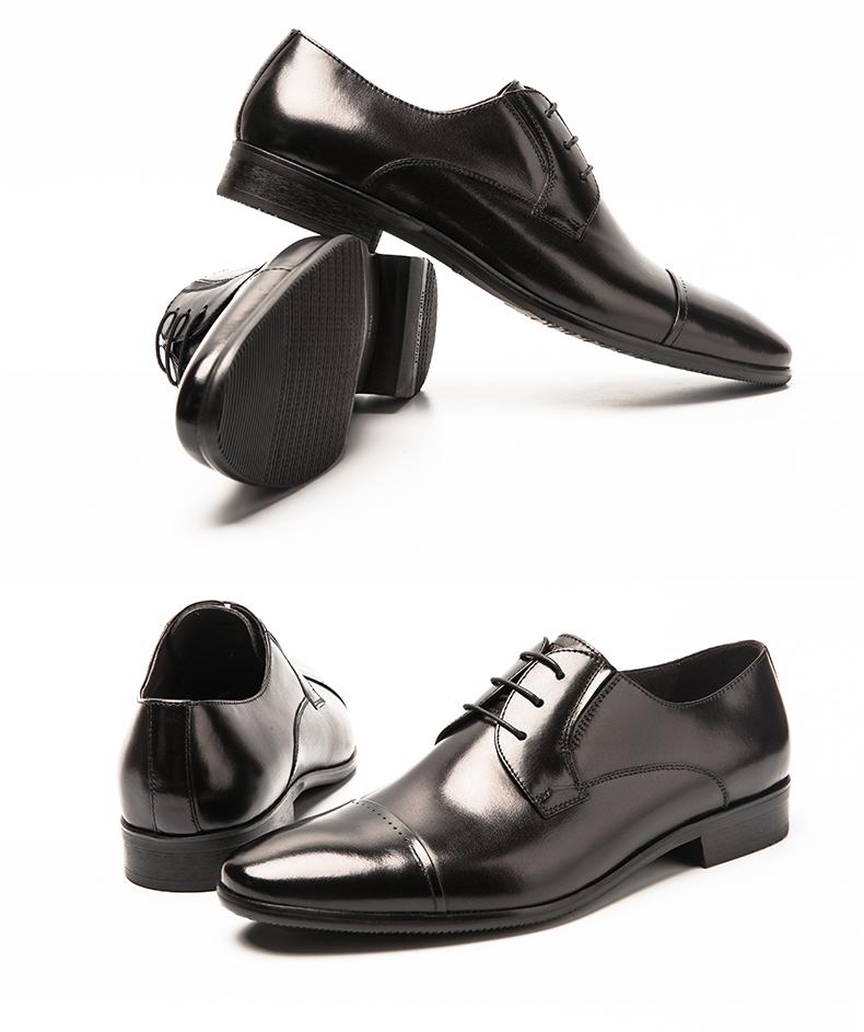 Giày nam trang trọng đi làm Pierre Cardin 40 P5301M043612 - ảnh 8