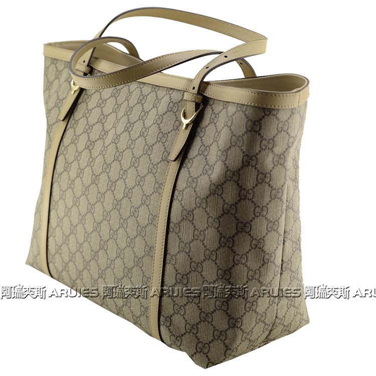 Túi xách nữ GUCCI PVC G 309613 AV12G 3405 - ảnh 5