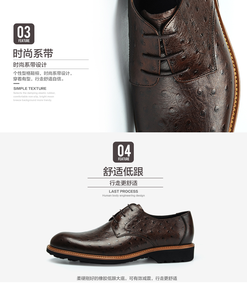 Giày nam trang trọng đi làm Pierre Cardin 2017 43 P7101K260312 - ảnh 4
