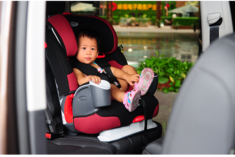 葛莱儿童安全座椅9月-12岁