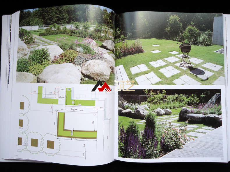 别墅庭园景观设计中的元素设计