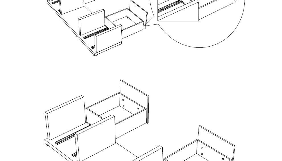 工程图 简笔画 平面图 手绘 线稿 990_567