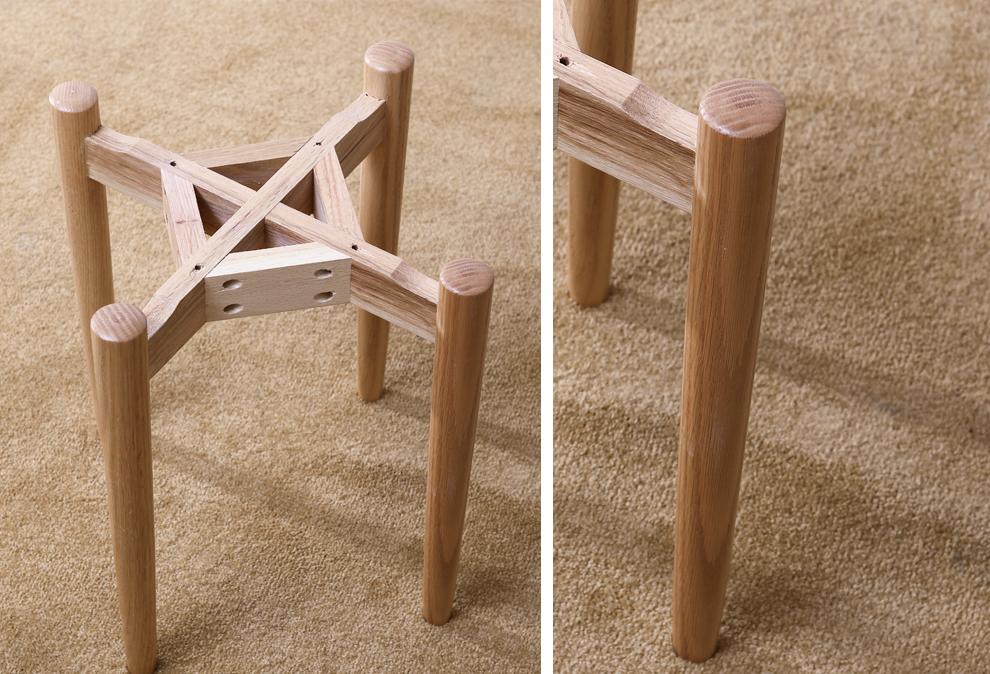 凳子腿榫卯结构