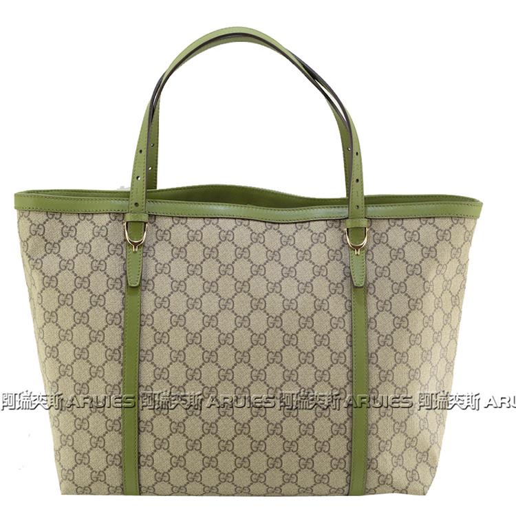 Túi xách nữ GUCCI PVC G 309613 AV12G 3405 - ảnh 9