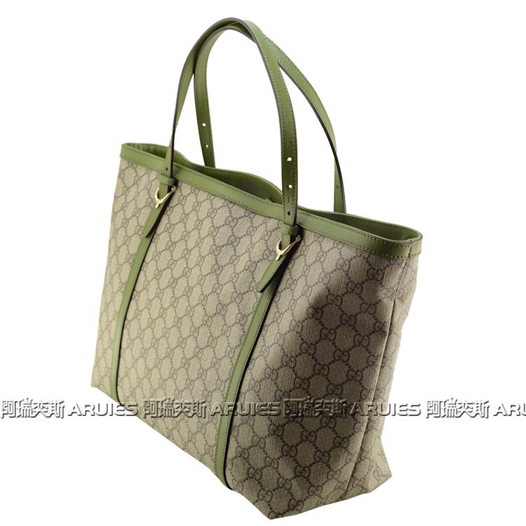 Túi xách nữ GUCCI PVC G 309613 AV12G 3405 - ảnh 10