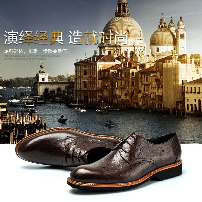 Giày nam trang trọng đi làm Pierre Cardin 2017 43 P7101K260312 - ảnh 1