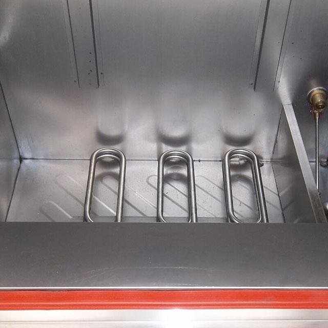 乐创(lecon)lc-z 商用电热蒸饭柜蒸饭机蒸饭车蒸饭箱 8盘电 电压380v