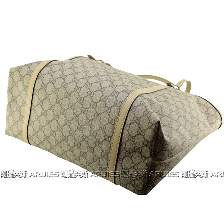 Túi xách nữ GUCCI PVC G 309613 AV12G 3405 - ảnh 8