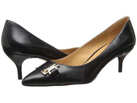 隆恩美国代购正品玖熙nine west女式 heartme black 欧美时尚高跟鞋