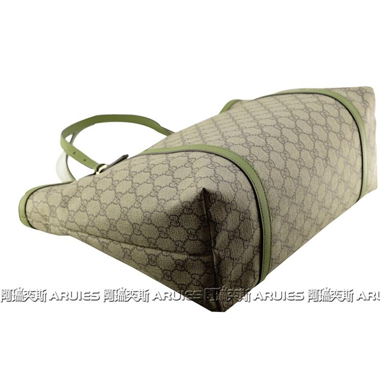 Túi xách nữ GUCCI PVC G 309613 AV12G 3405 - ảnh 11