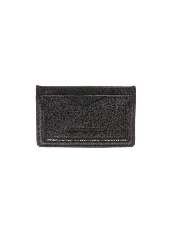 designer money clip and card holder  designer logo