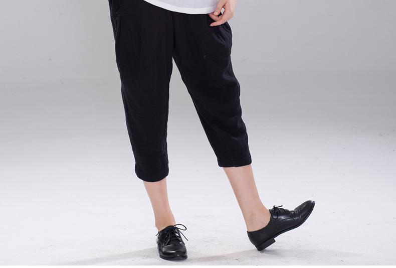 裤子款式图女手绘
