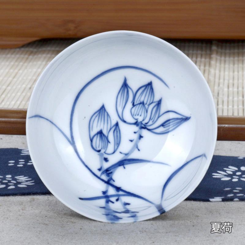 瓷器产品手绘效果图