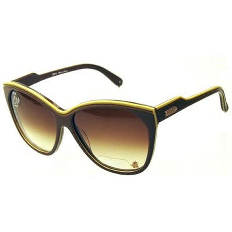 brown wayfarer sunglasses  tilia sunglasses