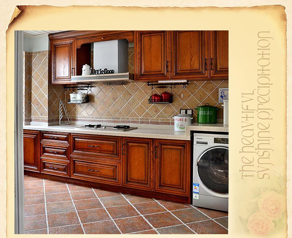五彩精灵金属砖 厨房卫生间 阳台点金釉墙砖 美式乡村