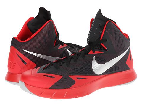 red and black oakleys  black/university