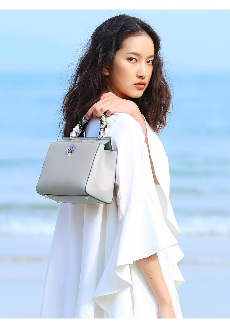 Túi xách nữ HONGU H5140063880 H5140063992 - ảnh 4