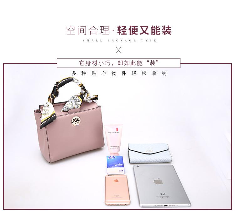 Túi xách nữ HONGU H5140063880 H5140063992 - ảnh 13