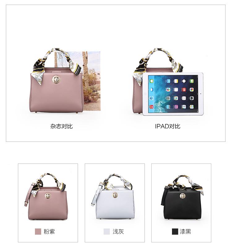 Túi xách nữ HONGU H5140063880 H5140063992 - ảnh 10