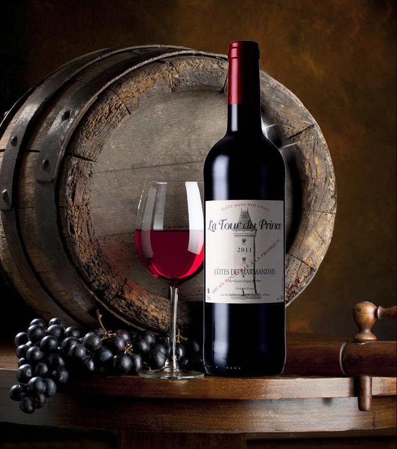法国红酒 波尔多法定产区