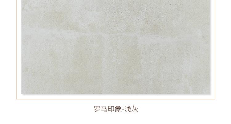 安华瓷砖 仿古砖600*600客厅地砖 亚光防滑地板砖 卫生间厨房瓷砖 土