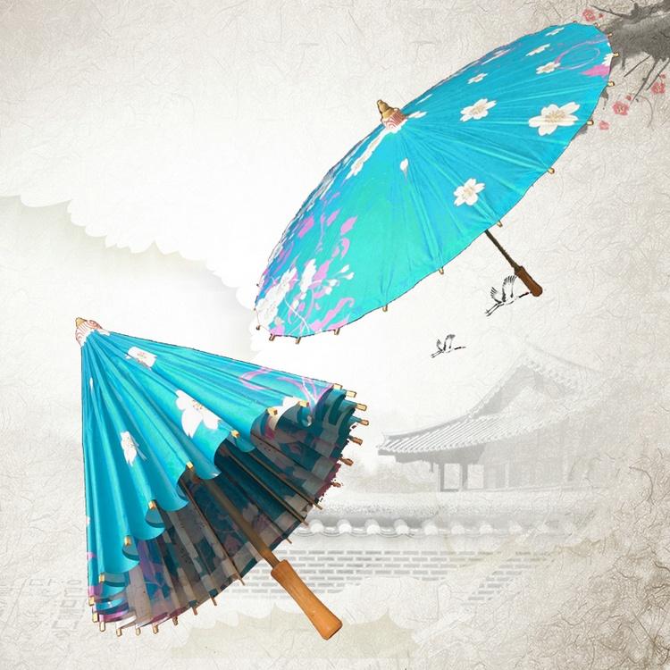 油纸伞,阴阳师神乐伞cosplay 道具伞 cos道具定做 背部挂件 120厘米满