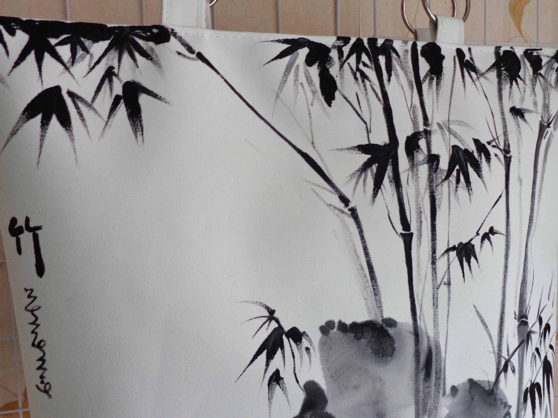 洋果子手绘画单肩包