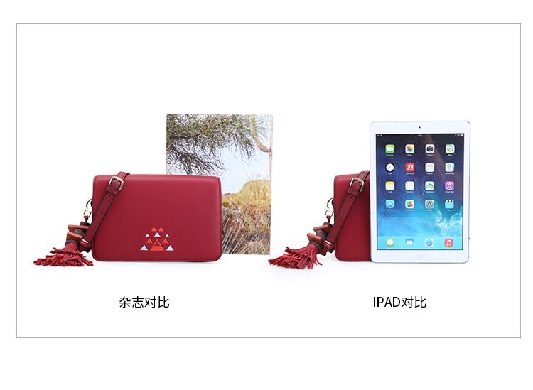 Túi xách nữ HONGU H5120241  - ảnh 7