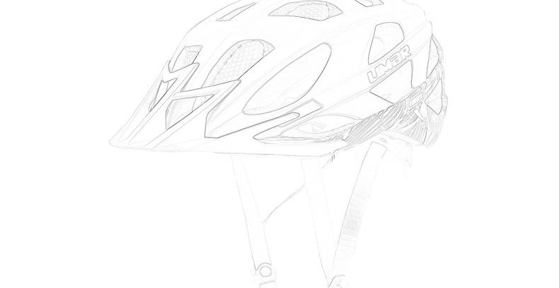 骑行头盔山地车自行车头盔一体成型单车骑行