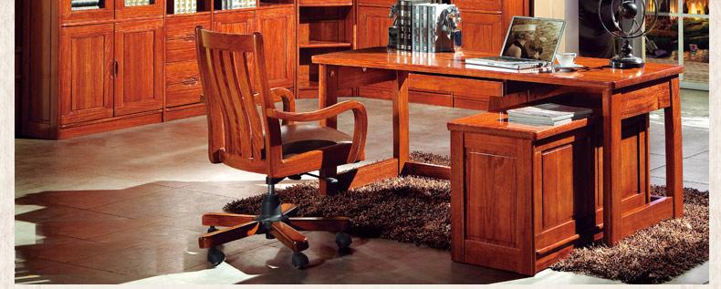 何家匠 红翅木实木转角书柜子 自由组合储物 现代新中式书柜 粟色