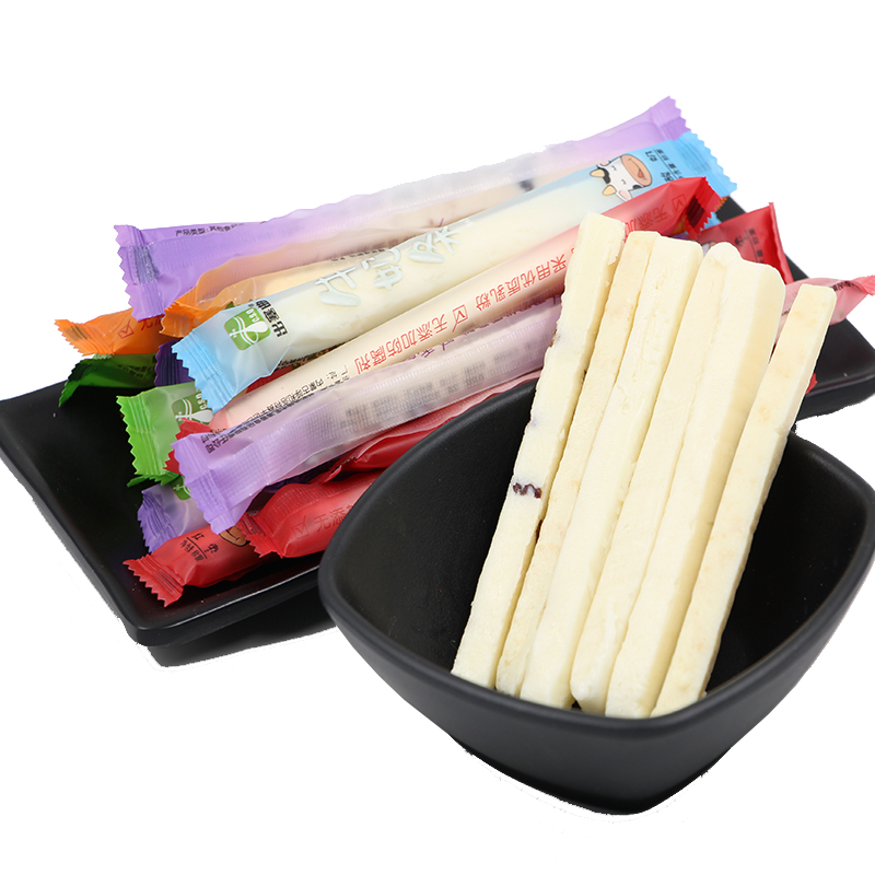 商品名称:牛奶条 奶棒内蒙古特产奶酪零食小吃5种口味