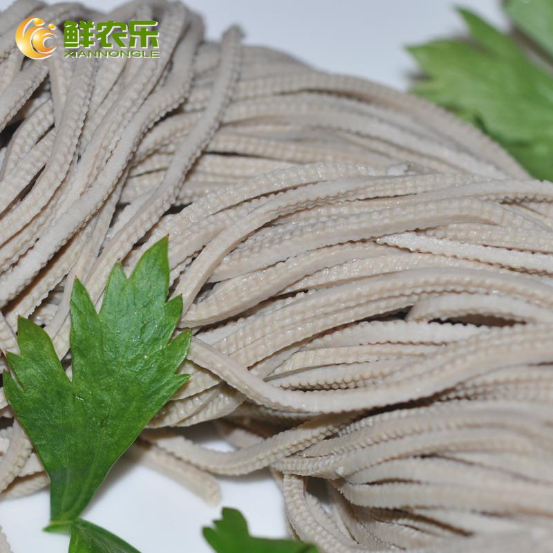【鲜农乐】 新鲜豆制品手工制作豆腐丝500g北京同城配送