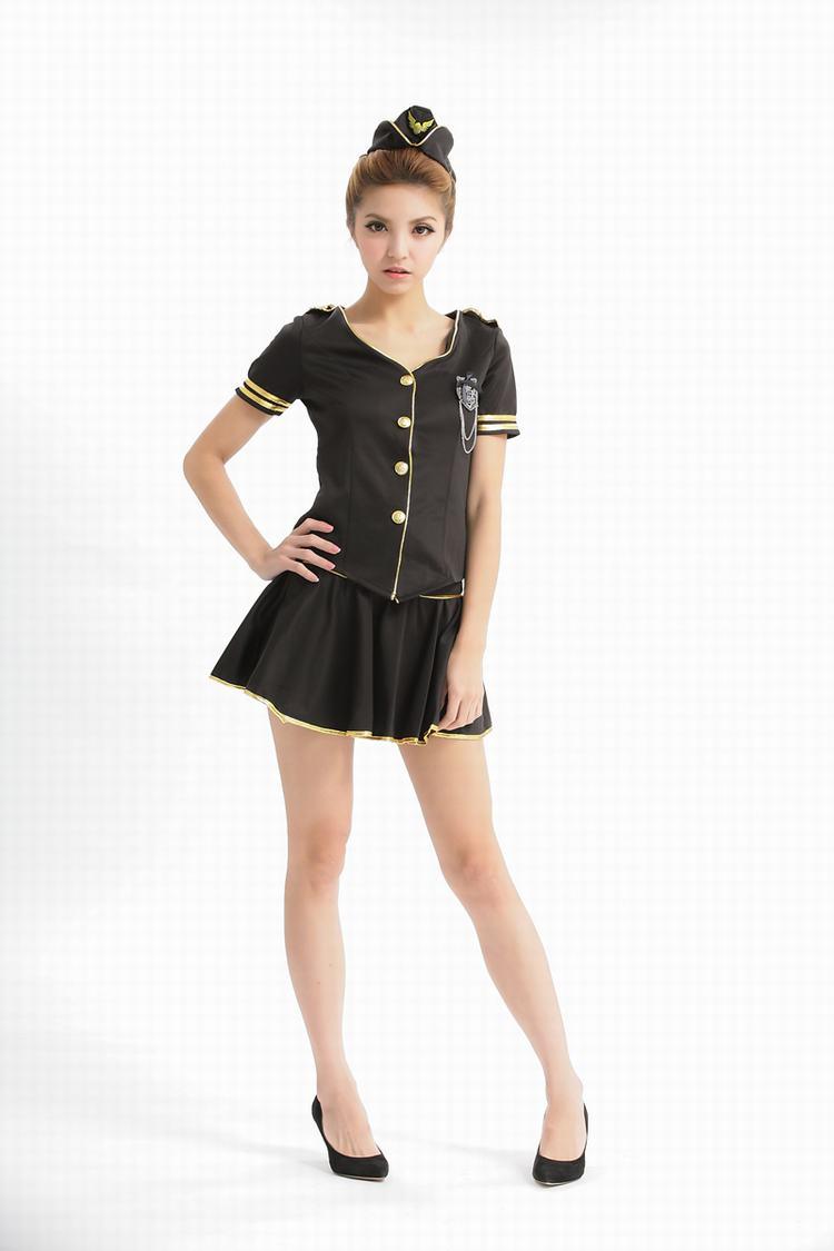 成人之美女性制服诱惑套装角色扮演性感护士空姐套装
