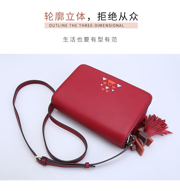 Túi xách nữ HONGU H5120241  - ảnh 10