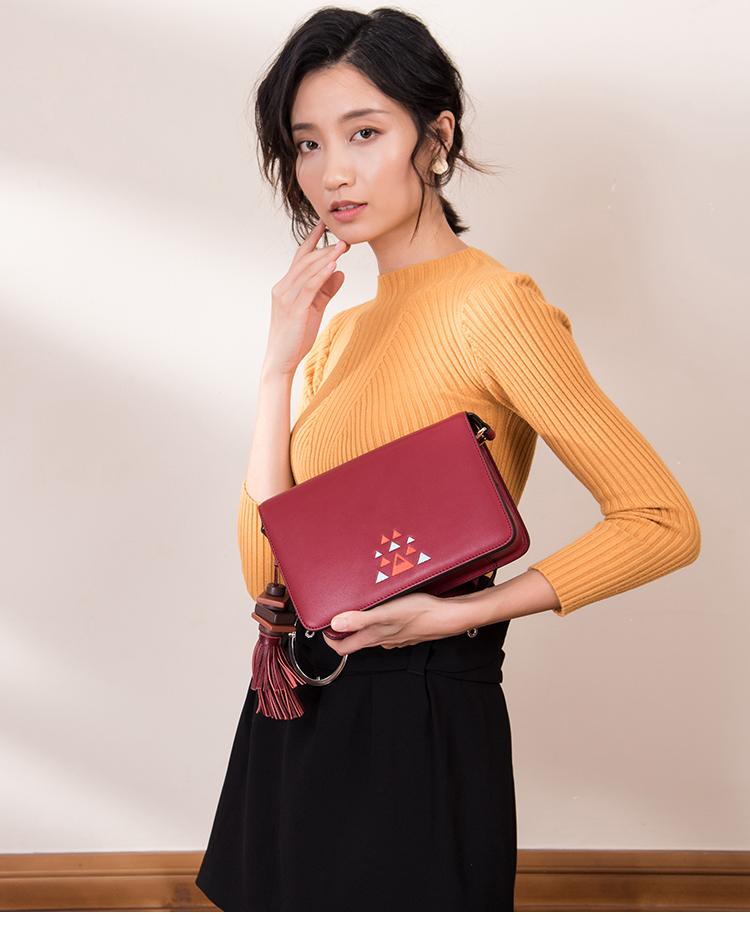 Túi xách nữ HONGU H5120241  - ảnh 2