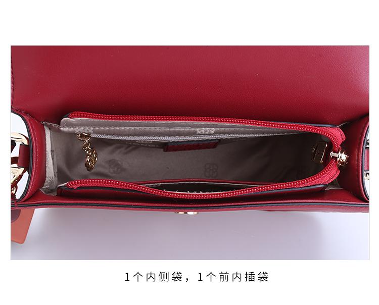 Túi xách nữ HONGU H5120241  - ảnh 13