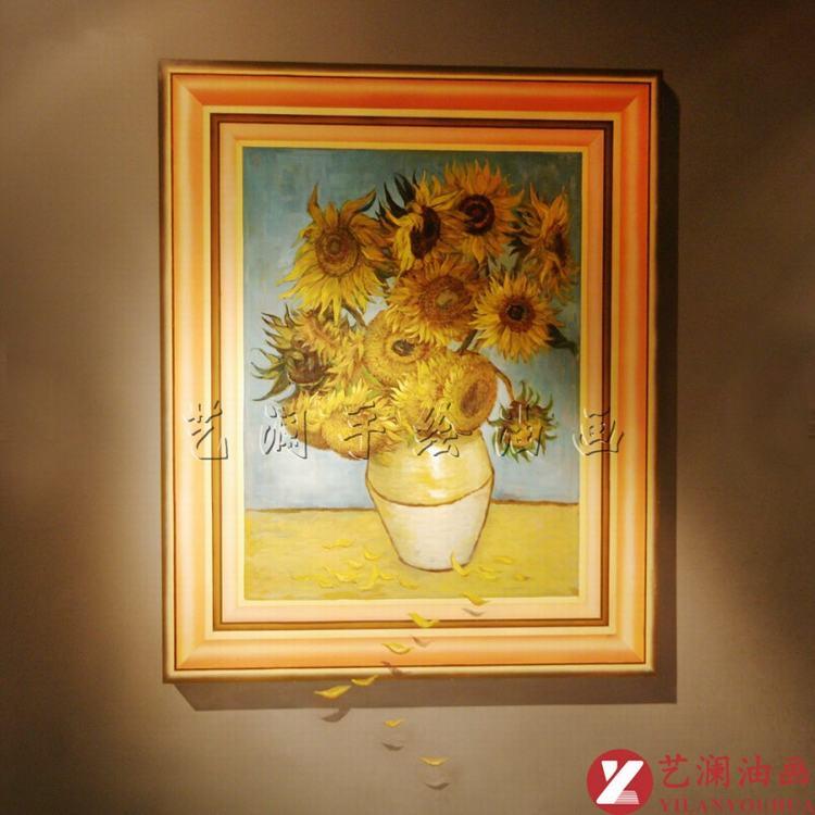 艺澜3d立体墙绘纯手绘油画 彩绘大型壁画宣传广告墙画三维创意画sd18