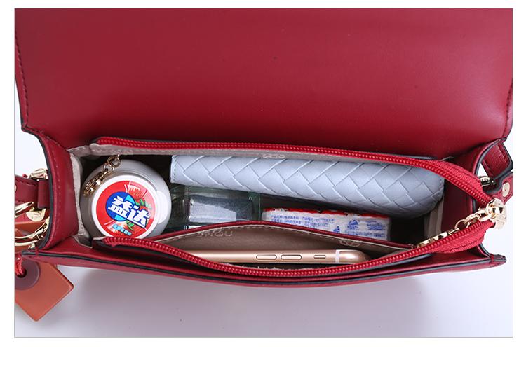 Túi xách nữ HONGU H5120241  - ảnh 12