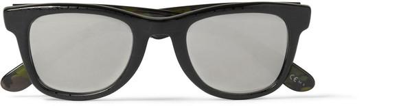 silhouette sunglasses  square-frame sunglasses