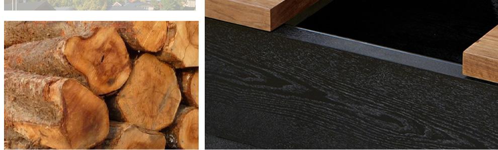 伸缩茶几现代中式茶桌实木贴皮客厅家具简约茶几组合 双色拼接伸缩