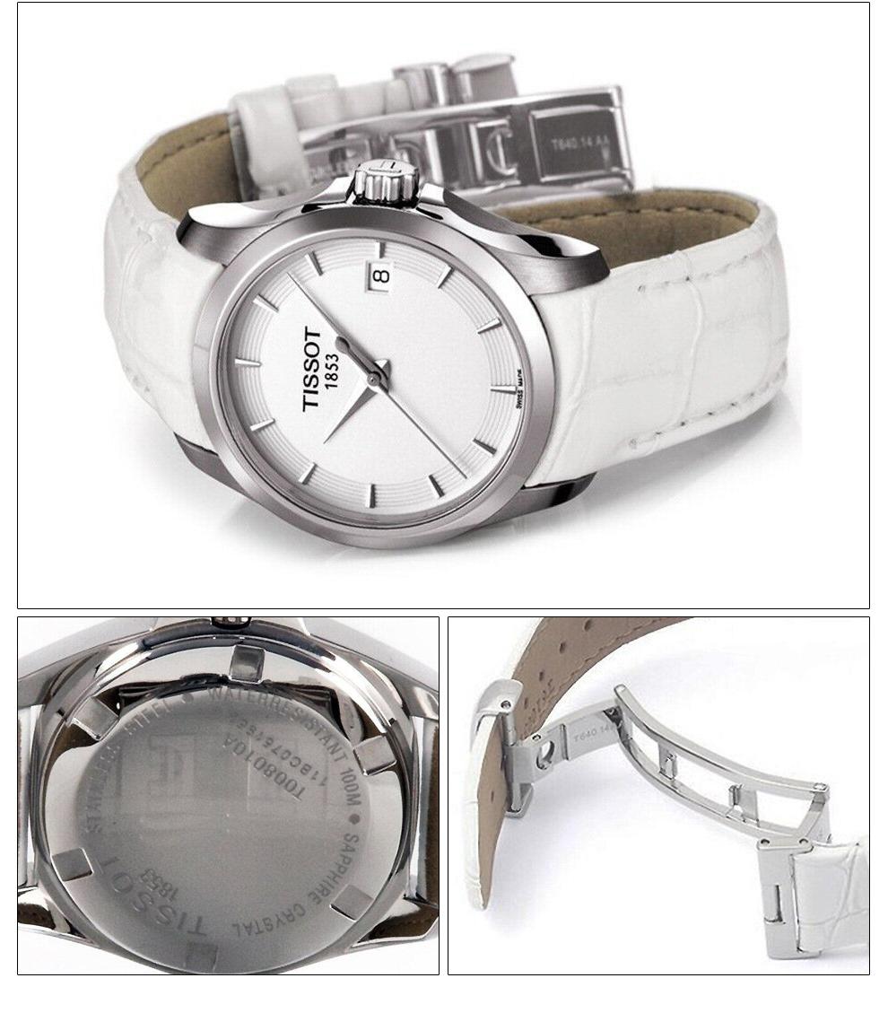 Đồng hồ đôi nam nữ Tissot 1000 100200 T035.210.16.011.01 - ảnh 9
