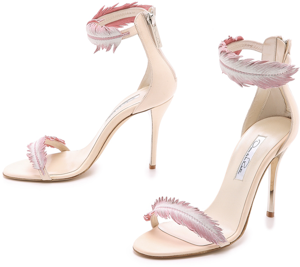 aubree 高跟凉鞋