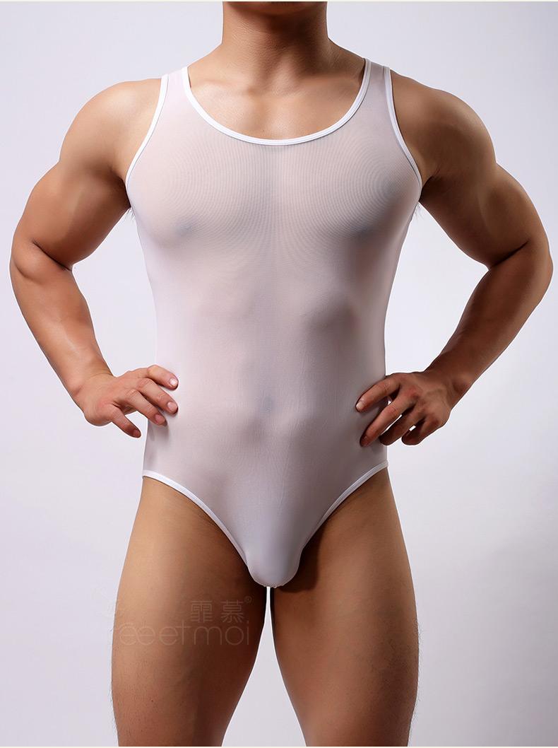 男士情趣内裤透明图尿
