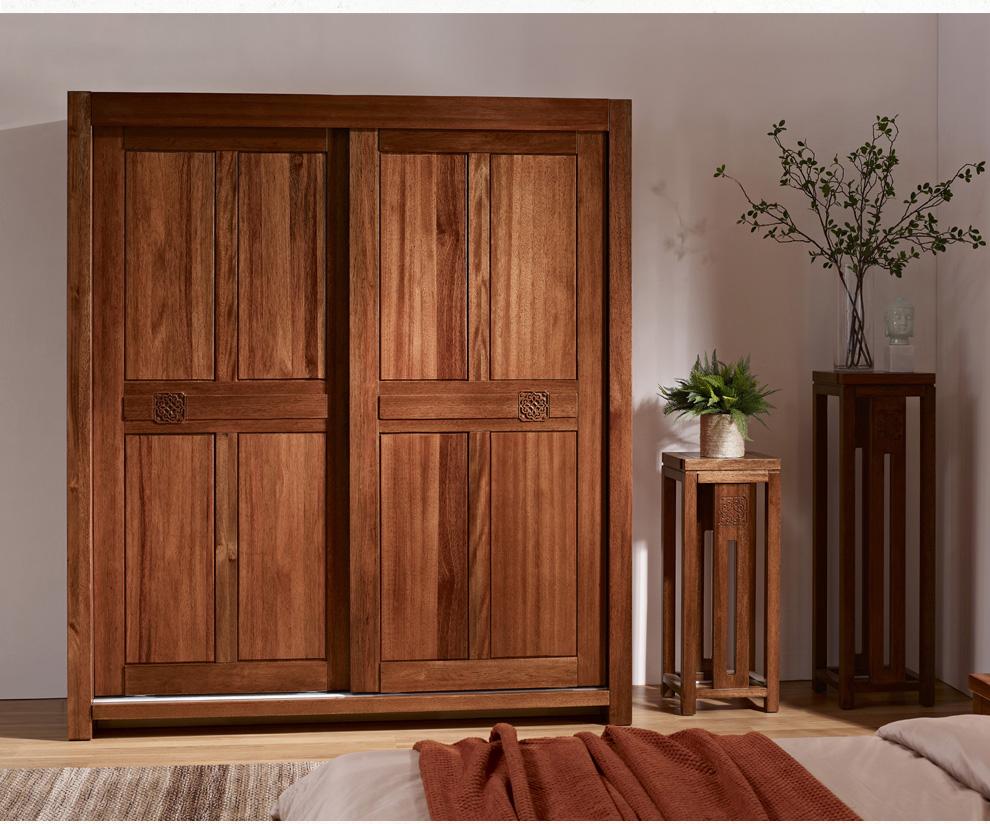 1  3件 * 产 品 资 料 * 品牌名称  作木坊  产品名称  全实木衣柜